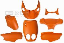 Verkleidungsset Verkleidung in Orange Matt für Yamaha Neos MBK Ovetto bis BJ.07
