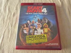 Scary Movie 4 HD DVD Region Free  Anna Faris  Regina Hall
