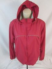 Nike ACG Clima-Fit Hooded Vented Hooded Pink Jacket Women's L (12-14) EE80