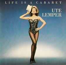 UTE LEMPER : LIFE IS A CABARET / CD - TOP-ZUSTAND