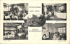 Ashover near Chesterfield. Eastwood Grange Guest House.