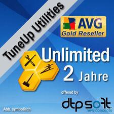 TuneUp Utilities 2018 UNBEGRENZT PC/Geräte AVG Tune Up Performance 2 Jahre DE EU