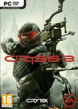 Crysis 3 - PC DVD - brand new and factory sealed
