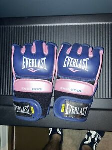 Everlast MMA Women's Gloves - Pink And Black