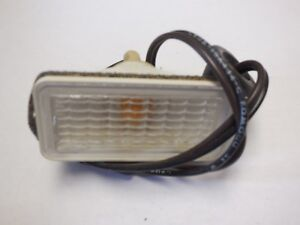 NOS 1969 1970 FORD FALCON FRONT FENDER MARKER LAMP ASY