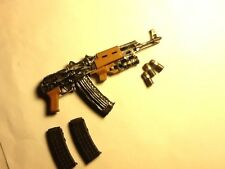 1/6 scale AK-47 assault rifle with gernade launcher and ammo (21st /dragon)