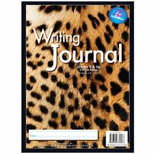 Zaner-Bloser Writing Journal, Grade 4 and Up, Leopard