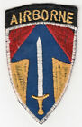WARTIME US ARMY LRRP 2ND FIELD FORCE VIETNAM PATCH (234)
