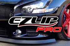 EZ-LIP PRO Universal Spoiler Spoilerlippe Lippe Frontspoiler Gummilippe BREIT +