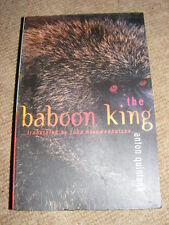 The Baboon King by Anton Quintana PB teen novel of boy who lives with baboons