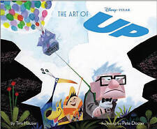 The Art of Up by Tim Hauser (Hardback, 2009) - NEW HARDCOVER FREE POSTAGE