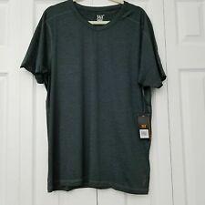 New listing 361 Degree Sports Apparel Mens F!T High V-Neck Shirt Gray Large NWT