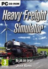 HEAVY FREIGHT SIMULATOR (PC Game) Haul Heavy Equipment Free US Shipping
