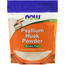 Now Foods Psyllium Husk Powder Dietary Fiber 24 oz INTESTINAL HEALTH