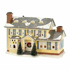 "Dept 56 Snow Village ""THE GRISWOLD HOLIDAY HOUSE"" New FREE SHIPPING"