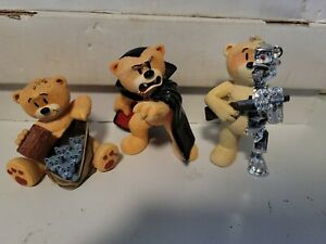 Bad Taste Bears Tom, Dracula, Arnie OOP