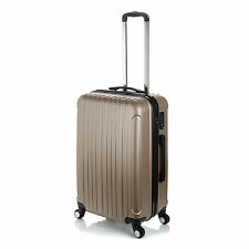 24Inch Lightweight Luggage Travel Bag ABS Trolley Hard Shell Luggage Suitcases