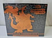 Pokemon Champions Path Elite Trainer Box *New* Factory Sealed