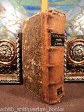 1735 Hebraica Etymology Lexicon Hebrew BIBLE Word Study Onomastica Judaica