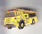 RARE PINS PIN'S .. POMPIER FIRE CAMION TRUCK POMPE GMC SAINT LAZARE ~BO