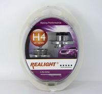 H4 Super Bright White HID Look Xenon Halogen Headlights Globes 12V 120W/110W