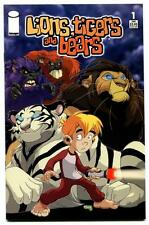 Lions Tigers And Bears Image 2005 No. #1 Volume 1 (Nm) Unread