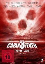 Cabin Fever 3 - Patient Zero - Uncut -  (DVD) - NEU & OVP (FSK 18)