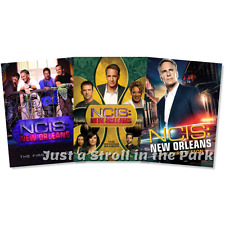 NCIS: New Orleans: Complete Scott Bakula TV Series Seasons 1 2 3 Box/DVD Set(s)