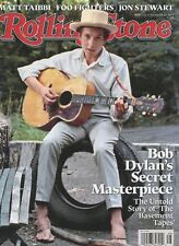 Rolling Stone Magazine #1222 11/20/2014 music The Basement Tapes BOB DYLAN