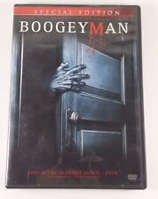 The Boogeyman Special Edition DVD 2005 Lucy Lawless Stephen Kay