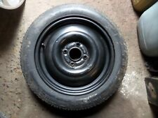 FORD FIESTA 15 INCH SPACE SAVER SPARE WHEEL ST 2005 2006 2007 2008