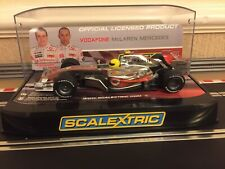 Scalextric F1 Mclaren Mercedes MP4-21 No2 Lewis Hamilton 2007 C2837 New Boxed