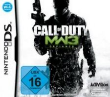 NINTENDO DS 3DS Call of Duty Modern Warfare 3 Neuwertig