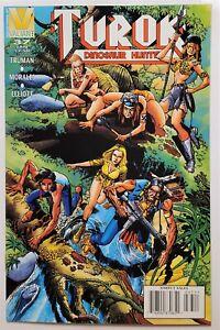 Turok, Dinosaur Hunter #37 (Jan 1996, Acclaim / Valiant) VF/NM
