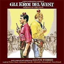 Gianni Ferrio: Gli Eroi Del West (New/Sealed CD)