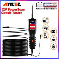 ANCEL PB100 Automotive Circuit Tester Probe Kit Electrical Power AVOmeter Tester