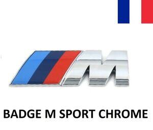 Badge Logo Coffre BMW M Sport 73mm Embleme Insigne Série 1 2 3 4 5 6 7 M2 M3