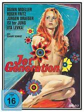 Jet Generation - Roger Fritz & Dginn Moeller - Limitierte Edition mit BluRay+DVD