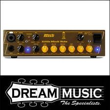 Mark Bass Little Mark Tube 500w Bass Amp Head - Bass Guitar Amplifier RRP$1595