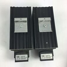 Lot of 2:  Stego Enclosure Heaters  HG 140 Series Part # 14015.0-00 100W