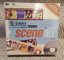 NEW! SEALED! Scene It? The DVD Game Turner Classic Movies 2004