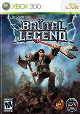 Brutal Legend Xbox 360 Game Complete