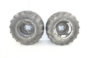 2007 Honda Recon 250 Rear Wheel Set ITP Rims Tires