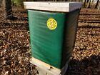 Plan Bee Winter Hive Wrap - 10 Frame, 2 Deep & 1 Medium - Green
