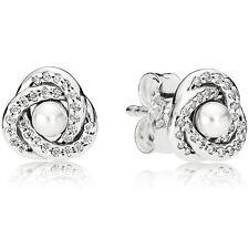 PANDORA Ohrstecker Ohrringe Earrings 290740 WCP Silber