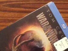 WAR OF THE WORLDS   Limited Steelbook Edition [ USA ]