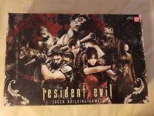 RESIDENT EVIL DECK BUILDING GAME + 4 EXPANSIONS- Nightmare, Mercenaries, & More