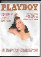 Back Issue October 1985 Playboy Magazine~ Sherry Arnett Cover ~ Cynthia Brimhall