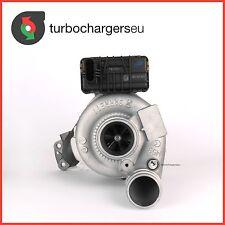 Turbolader Jeep Grand Cherokee 3.0 CRD 224PS 777318 +Elektronik OHNE PFAND