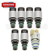Genuine 7PCS 6R80 Transmission Solenoid Set For FORD F150 / MUSTANG AL3P7G276AF